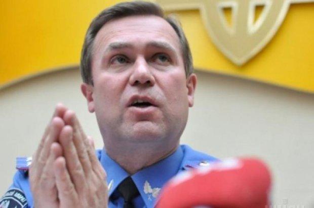 Аваков звільнив головного ДАІшника України