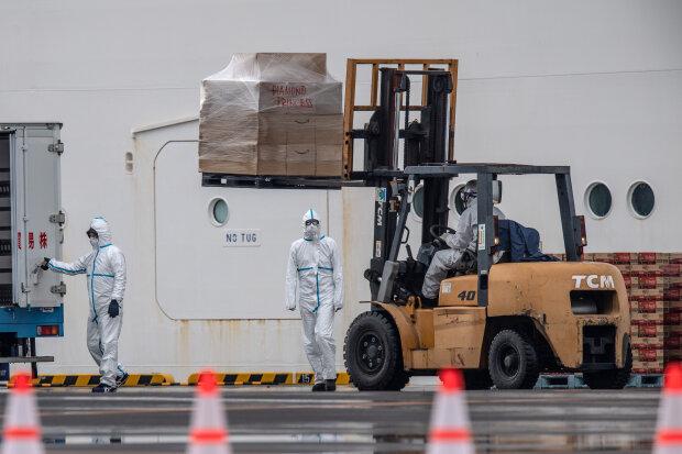 Посилки з Китаю, фото Getty Images