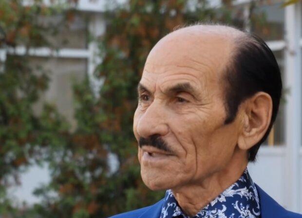 """90-летний Чапкис женился на женщине, младше его на полстолетия: """"У меня появился стимул"""""""