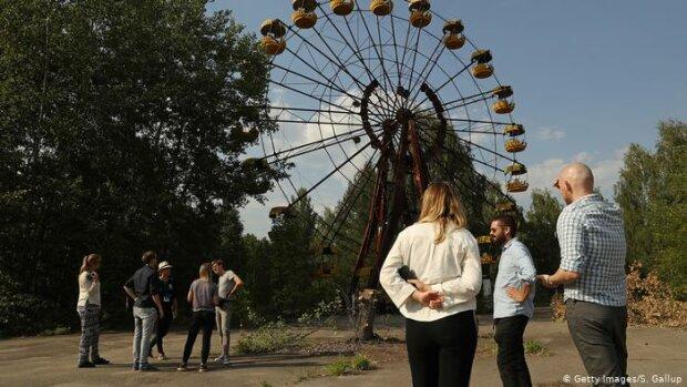 Туристический бум на ЧАЭС
