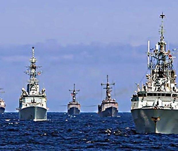 Чорне море покинули кораблі НАТО