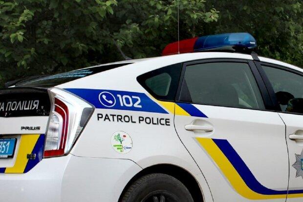 Автомобиль полиции, фото иллюстративное: Facebook Патрульная полиция Ивано-Франковской области