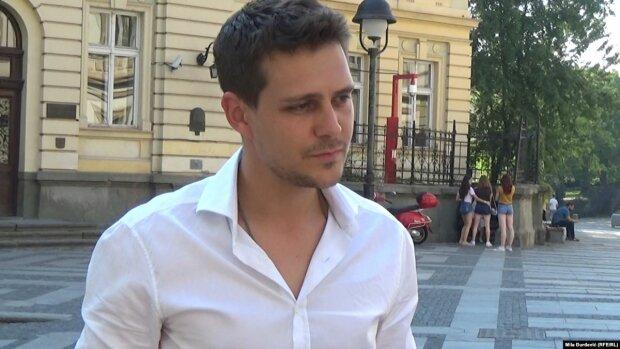 Сербський актор Мілош Біковіч