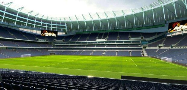 Новий стадіон Тоттенгема стане найкращим у світі: ексклюзивне відео
