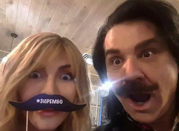 Ирина Билык и Павел Зибров, фото: Instagram