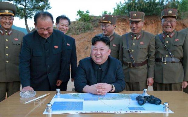 Безумный Ким провел новые испытания