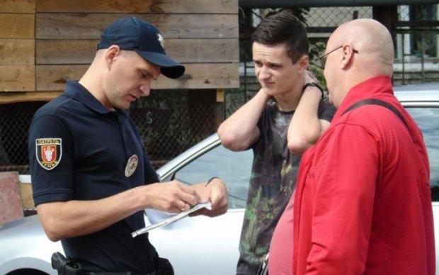 Штрафы за еврономера: украинцы в бешенстве
