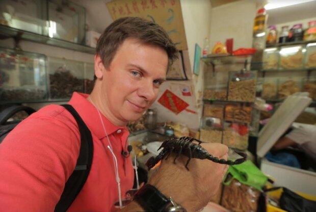 Комаров, фото пресс-службы 1+1