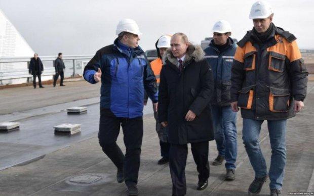 Убыточная спесь: стало известно, сколько заплатят россияне за путинский мост