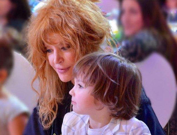 Пугачова з сином Гаррі