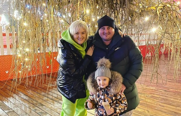 семья Юрия Ткача, фото с Instagram