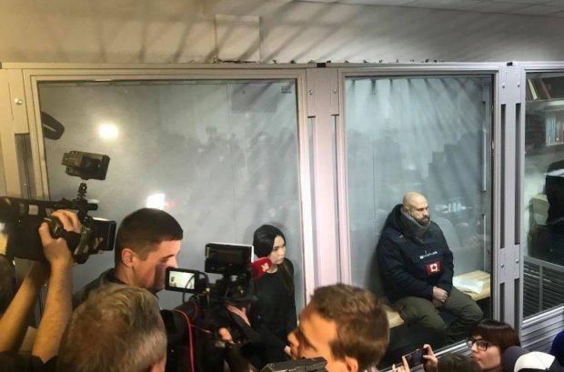 ДТП у Харкові, судове засідання у справі Зайцевої та Дронова