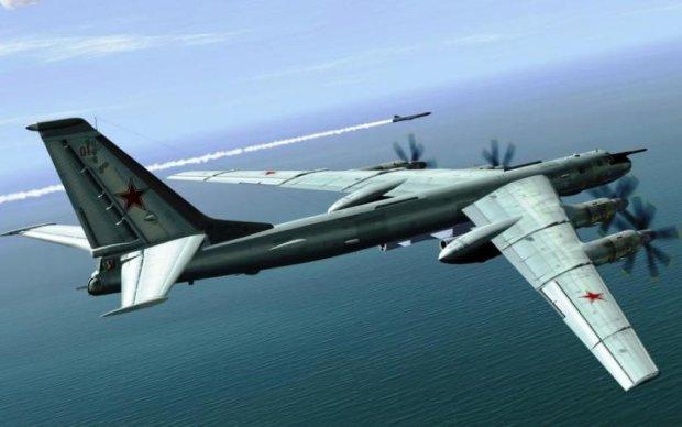 Дания показала перехват российского бомбардировщика