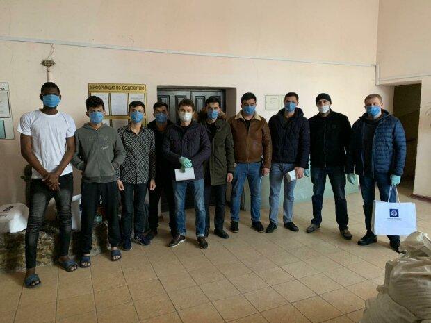 харьковские студенты, фото ХНУ имени Каразина