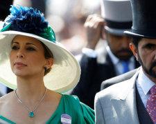 Дружина шейха Дубая просить Лондон захистити її від чоловіка