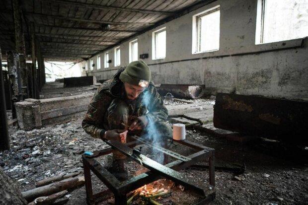 Сталкер у Чорнобилі, фото: 2plus2