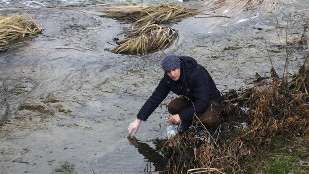 Українцям показали другий Чорнобиль, люди дихають сажею, їдка піна поглинає все навкруги