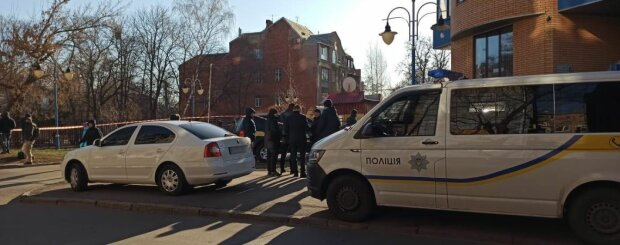 Поліція Харкова, фото: ТСН