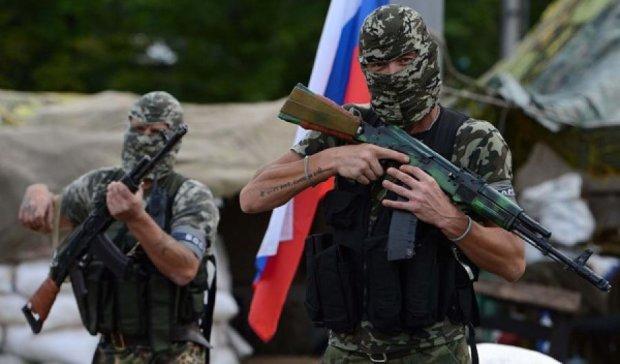 Терористи за два тижні облаштували базу на лінії розмежування (відео)