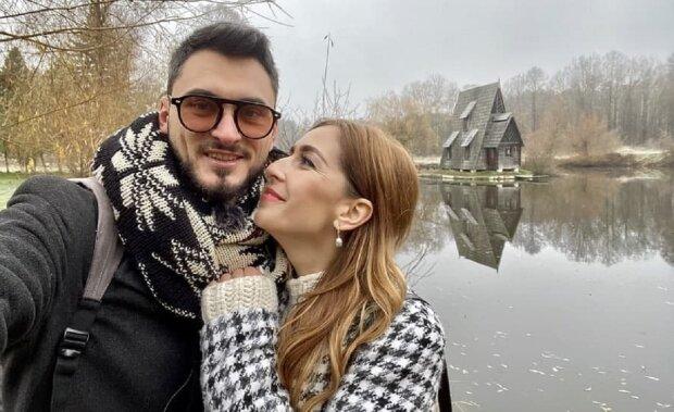 Оля Манько і Макс Узол, фото: Новий канал