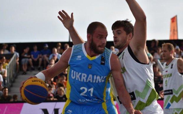 Український баскетболіст потрапив в символічну збірну чемпіонату Європи