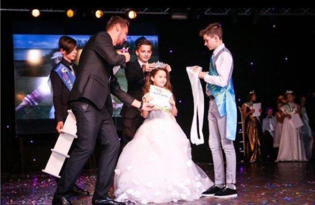 Будущая Джоли: семилетняя одесситка стала самой красивой девочкой Украины, кадры триумфа прекрасной мисс