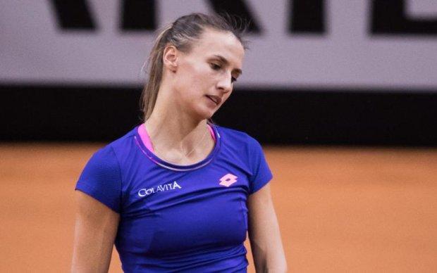 Украинка Цуренко не сумела пробиться в финал турнира в Нидерландах