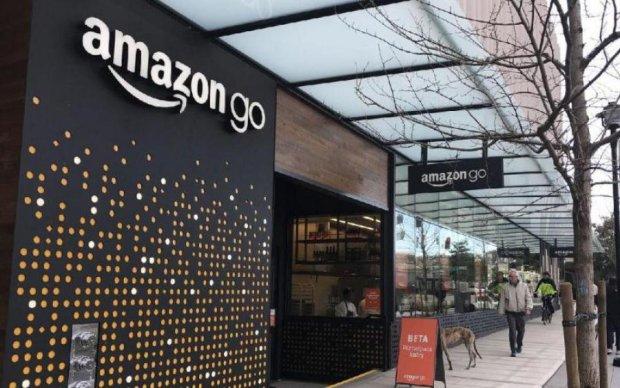 Магазин Amazon позбудеться від персоналу та кас