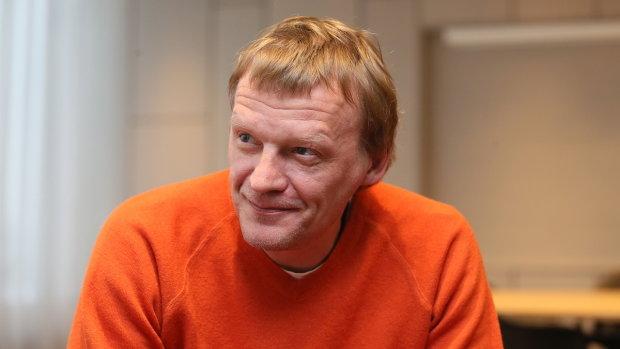 Олексій Серебряков