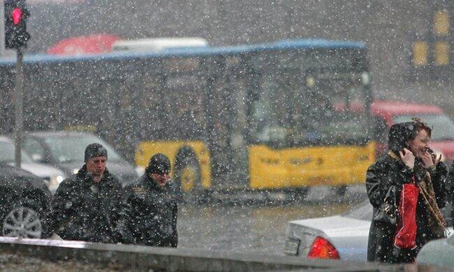 Погода в Україні, фото: Униан