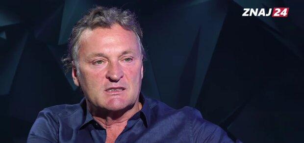 Геннадій Балашов, скріншот відео