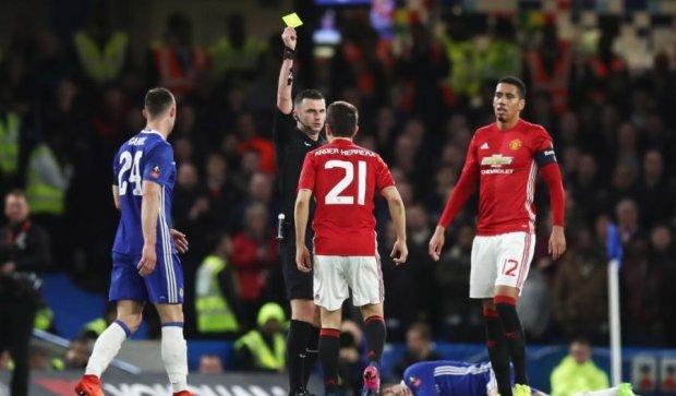 Челсі - Манчестер Юнайтед 1:0 Відео голу і огляд матчу