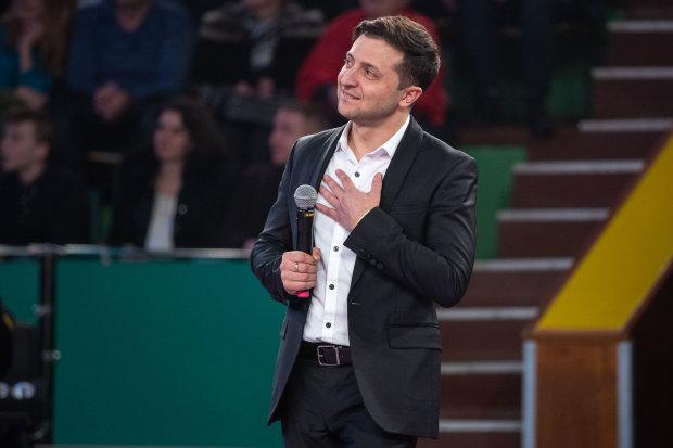 Зеленського звинуватили у нечесній грі: підкуп виборців, але не за гречку