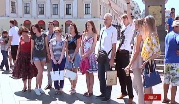 В Одесі пройшла зустріч місцевих «велетнів» (фото)