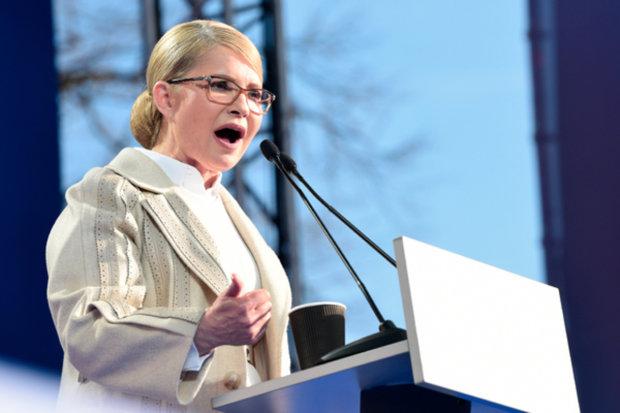 """Тимошенко припомнила Ирине Геращенко все: """"Ищите пятую колонну у себя в администрации"""""""