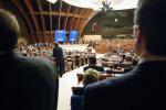 """ПАРЄ - наше: віце-президентом Асамблеї став """"слуга народу"""""""