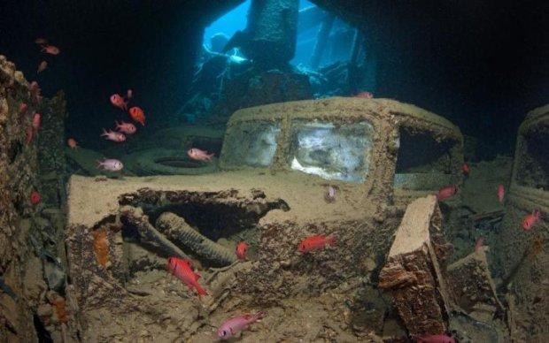 Примари з дна океану: невідомі знахідки часів Другої Світової