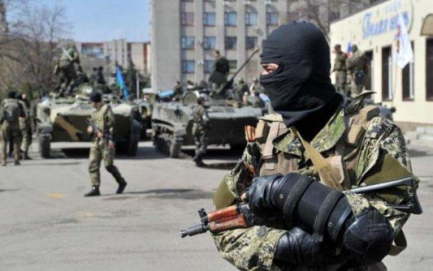 """Бойовики Донбасу проводять """"спецоперацію"""" проти своїх же"""