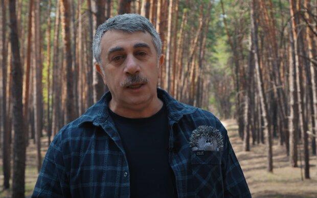 Комаровський, фото з вільних джерел