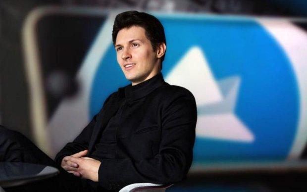 """Блокування Telegram: Дуров зробив """"хід конем"""""""