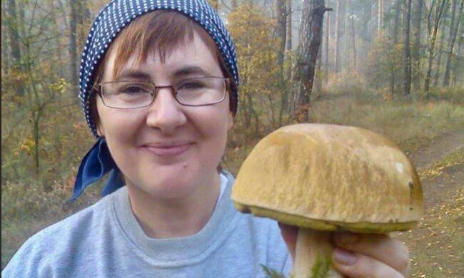 """Синоптик Диденко, предсказывающая погоду всей Украине, показала урожай грибного сезона: """"Первый - под Карпатами...."""""""