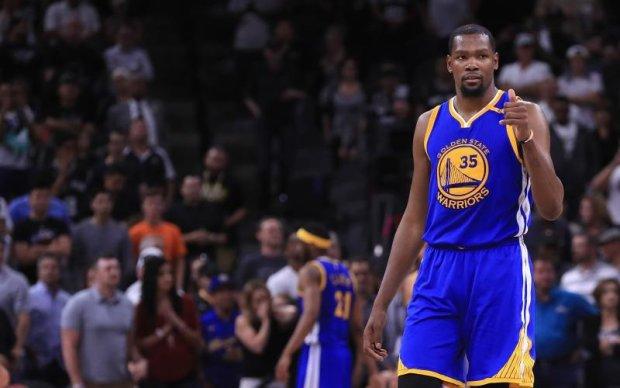 НБА: Подвійний блок-шот Дюранта в найкращих моментах ігрового дня