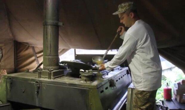 Польова кухня / скріншот з відео