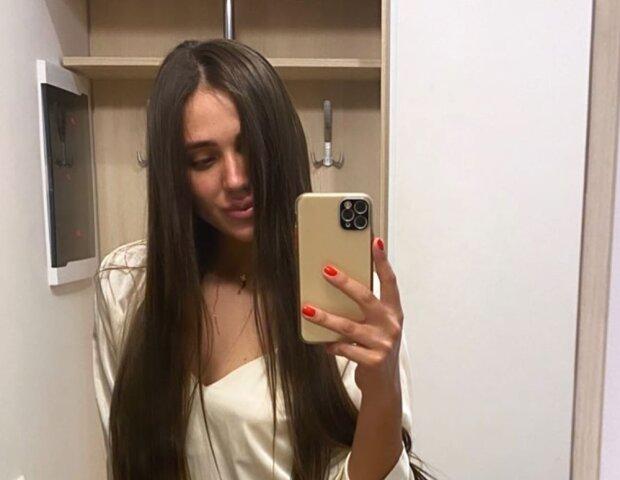 Даша Ульянова, фото з Instagram