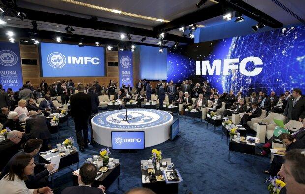 МВФ, газета День