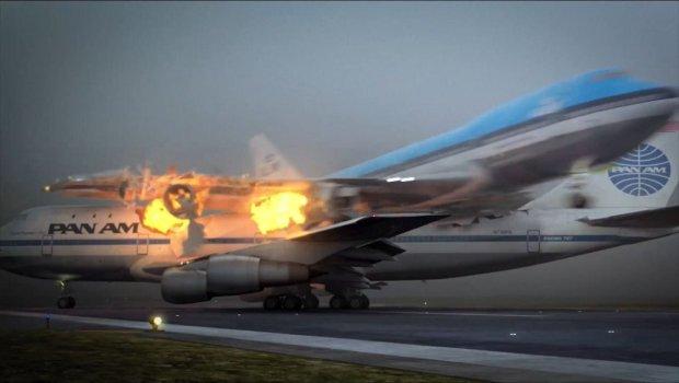 авіакатастрофа в Тенеріфе