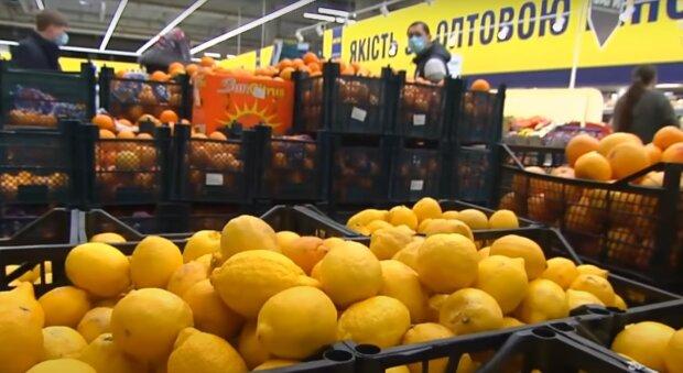 У Франківськ завезли небезпечні лимони з Туреччини - доведеться пити чай з печивом