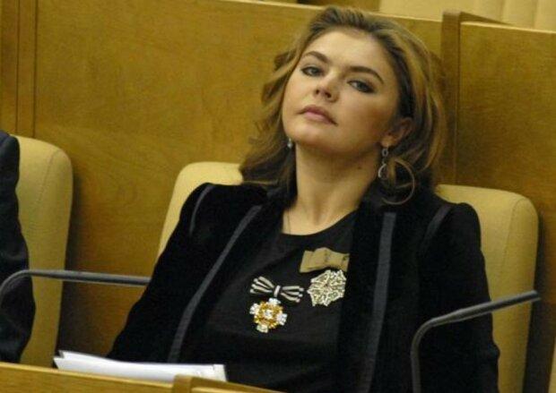 Алина Кабаева, фото из свободных источников