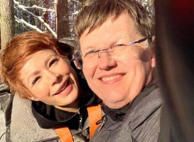 Олена-Крістіна Лебідь і Павло Розенко, фото Instagram