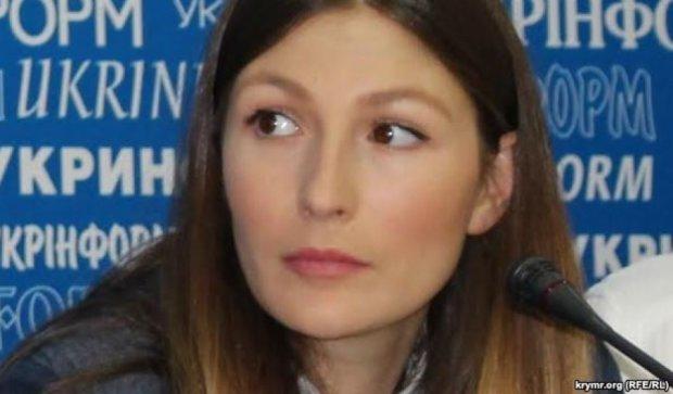 Кримська журналістка стала радником Стеця